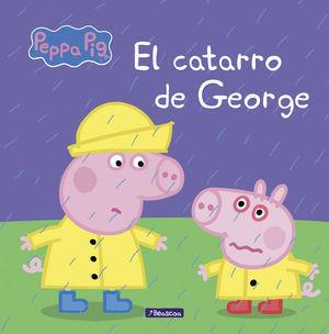 EL CATARRO DE GEORGE (PEPPA PIG. PRIMERAS LECTURAS 14)