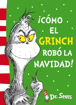 ¡CÓMO EL GRINCH ROBÓ LA NAVIDAD! (DR. SEUSS 4)