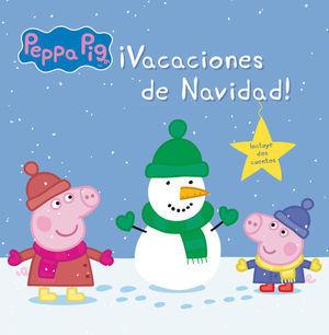 ¡VACACIONES DE NAVIDAD! (PEPPA PIG. PRIMERAS LECTURAS 13)