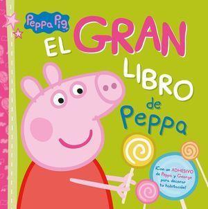 GRAN LIBRO DE PEPPA, EL (PEPPA PIG. LIBRO REGALO)