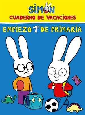 CUADERNO DE VACACIONES. PREPARO 1º DE PRIMARIA (SIMÓN)