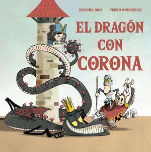 EL DRAGÓN CON CORONA