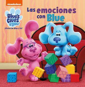 LAS EMOCIONES CON BLUE (LAS PISTAS DE BLUE Y TÚ)