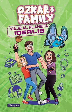VIAJE AL PLANETA IDEALIS (OZKAR & FAMILY 2)