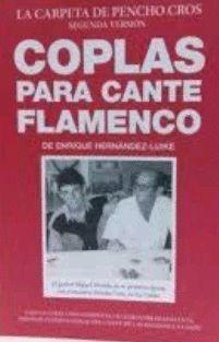 COPLAS PARA CANTE FLAMENCO