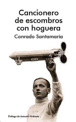 CANCIONERO DE ESCOMBROS CON HOGUERA