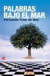 PALABRAS BAJO EL MAR