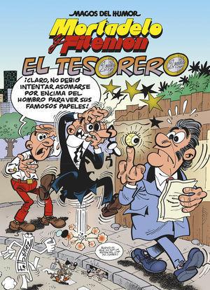 EL TESORERO MAGOS DEL HUMOR