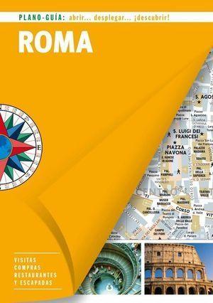 ROMA / PLANO-GUÍA(12ª ED.ACT.2016)