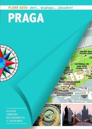 PRAGA (PLANO-GUÍA) (ED. ACT.7ª/2016)