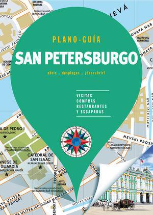 SAN PETERSBURGO (PLANO - GUÍA)