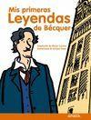 MI PRIMERAS LEYENDAS DE BECQUER