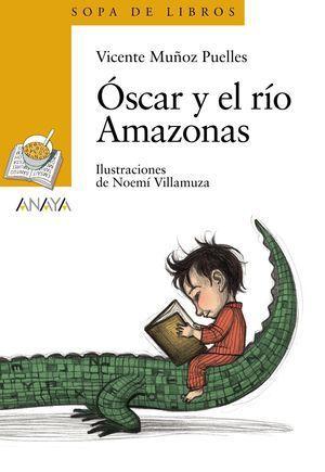 OSCAR Y EL RIO AMAZONAS
