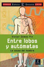 ENTRE LOBOS Y AUTOMATAS (P.ENSAYO 2006)