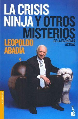 CRISIS NINJA Y OTROS MISTERIOS DE LA
