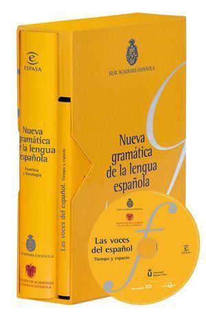 NUEVA GRAMATICA DE LA LENGUA ESPAÑOLA FONETICA Y FONOLOGIA