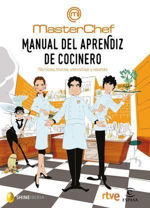 MANUAL DEL APRENDIZ DE COCINERO MASTERCHEF