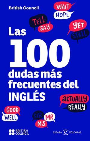 LAS 100 DUDAS MÁS FRECUENTES DEL INGLÉS
