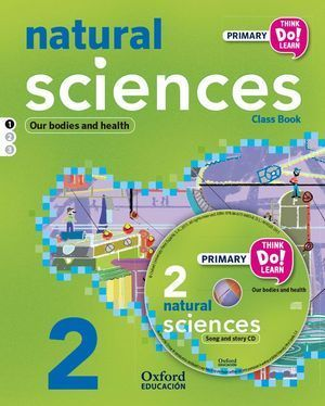2EP THINK DO LEARN NATURAL AND SOCIAL SCIENCE 2ND PRIMARY STUDENT'S BOOK + CD + STOR