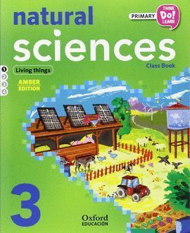3EP THINK NATURAL AND SOCIAL SCIENCE STUDENT'S BOOK + CD PACK AMBER 2015 OXFORD