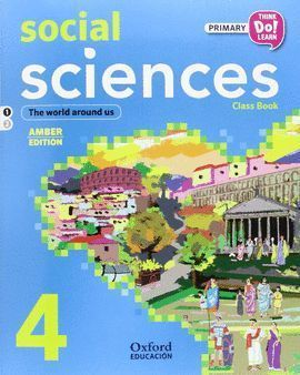 4EP THINK NATURAL AND SOCIAL SCIENCE STUDENT'S BOOK + CD PACK AMBER 2015 OXFORD