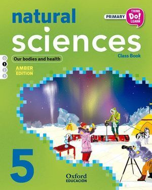 5EP THINK DO LEARN NATURAL AND SOCIAL SCIENCE STUDENT'S BOOK + CD PACK M 2015 OXFORD