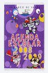 AGENDA ESCOLAR BARCO DE VAPOR 2008/09