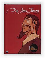 DON JUAN TENORIO EN COMIC