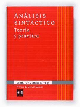 ANALISIS SINTACTICO. TEORIA Y PRACTICA