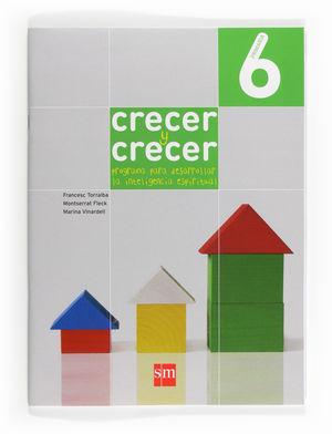 6º EP CRECER Y CRECER PROGRAMA PARA DESARROLLAR LA INT EMOCIONAL 12