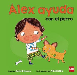 ALA.5 ALEX AYUDA CON EL PERRO