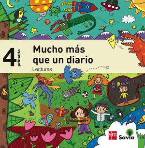 4º EP LECTURAS PARA EL AULA. MUCHO MÁS QUE UN DIARIO. SAVIA-15