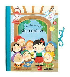 BLANCANIEVES- LIBRO CARRUSEL