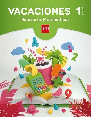 1EP VACACIONES REPASO MATEMATICAS 2017 CESMA