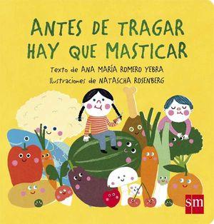 LC.ANTES DE TRAGAR HAY QUE MASTICAR
