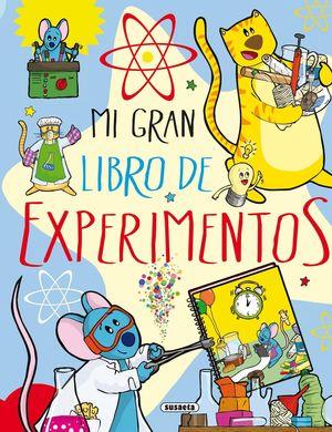 MI GRAN LIBRO DE EXPERIMENTOS