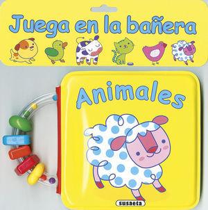 ANIMALES (JUEGA EN LA BAQERA)