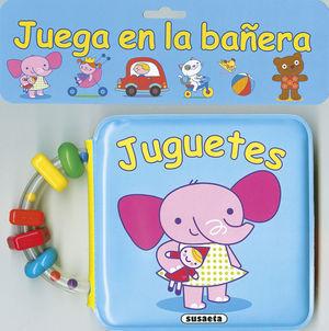JUGUETES (JUEGA EN LA BAQERA)