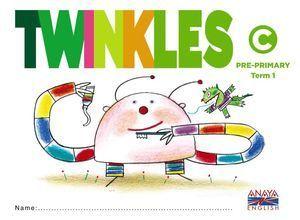 3EI TWINKLES C 2012 ANAYA