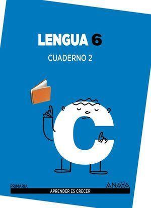 LENGUA 6. CUADERNO 2.