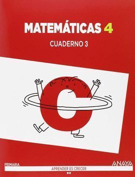 4EP MATEMÁTICAS CUADERNO III 2015 ANAYA