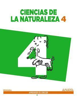 4EP CIENCIAS DE LA NATURALEZA APRENDER ES CRECER 2015 ANAYA