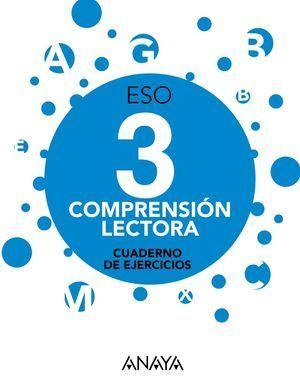 COMPRENSIÓN LECTORA 3ESO ANAYA