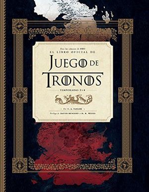 JUEGO DE TRONOS - EL LIBRO OFICIAL - TEMPORADAS 3 Y 4