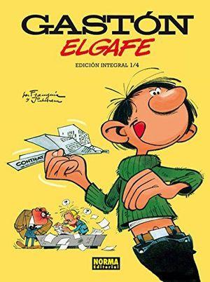GASTON ELGAFE EDICION INTEGRAL 1