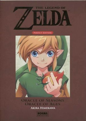 THE LEGEND OF ZELDA: ORACLE OF SEASONS Y ORACLE OF AGES