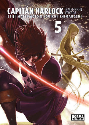 CAPITAN HARLOCK DIMENSION VOYAGE 5