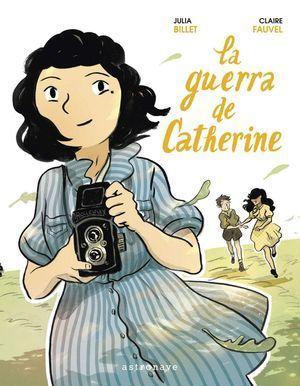 LA GUERRA DE CATHERINE
