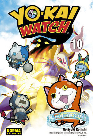 YO-KAI WATCH 10
