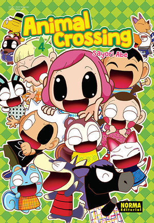 ANIMAL CROSSING 4